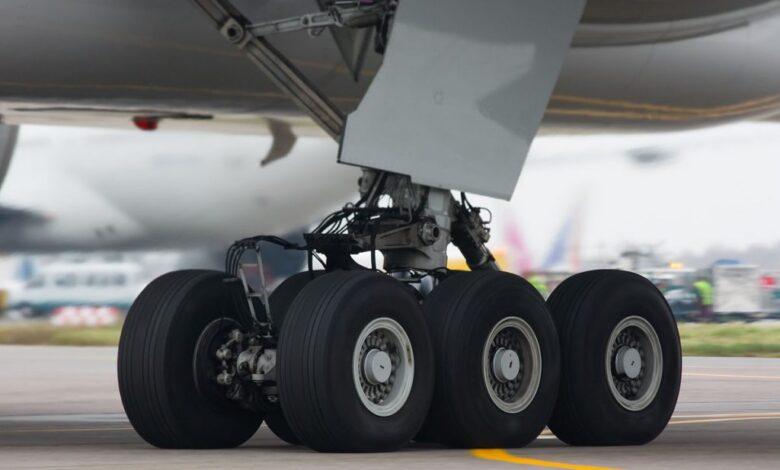 uçak lastikleri