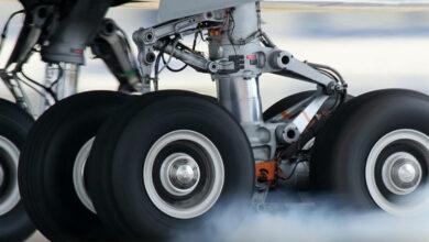 uçaklarda frenleme sistemi